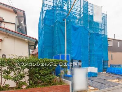 【区画図】名古屋市天白区中平2丁目2735【仲介手数料無料】全2棟|新築一戸建て