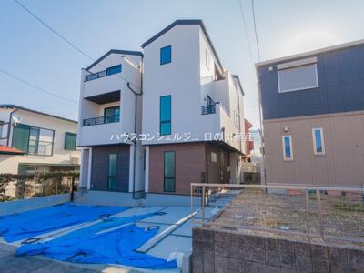 【外観】名古屋市天白区中平2丁目2735【仲介手数料無料】新築一戸建て