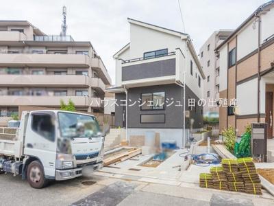 【外観】名古屋市緑区諸の木1丁目1705【仲介手数料無料】新築一戸建て