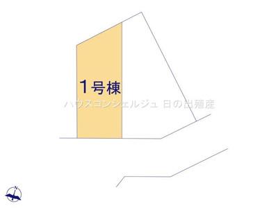 【前面道路含む現地写真】名古屋市緑区諸の木1丁目1705【仲介手数料無料】新築一戸建て