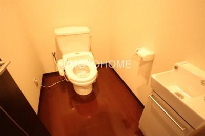 【トイレ】クリスタルベイ