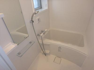 【浴室】ヴェルデ松原