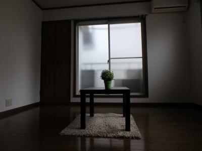 【洋室】クレスタビュー