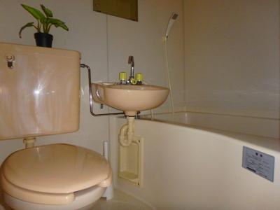 【浴室】クレスタビュー