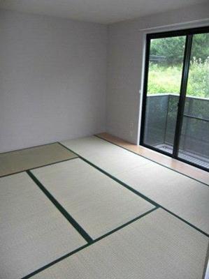 【寝室】セピアコート参番館