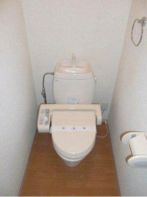 【トイレ】セピアコート参番館