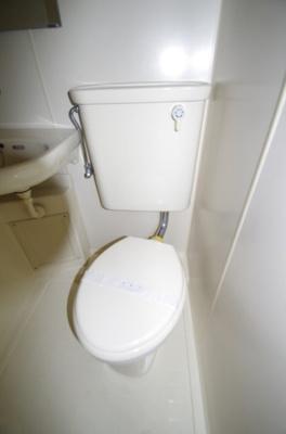【トイレ】ハイツ桐花