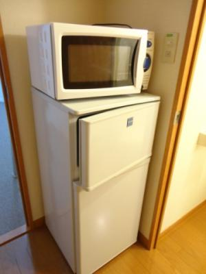 ☆冷蔵庫・電子レンジ☆