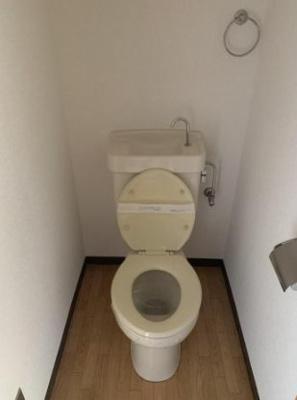 【トイレ】メゾンミヤザキ山越・