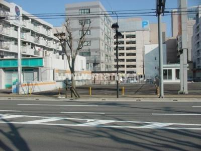【外観】安島1丁目駐車場K
