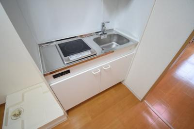 【キッチン】マンション幸宝Ⅱ
