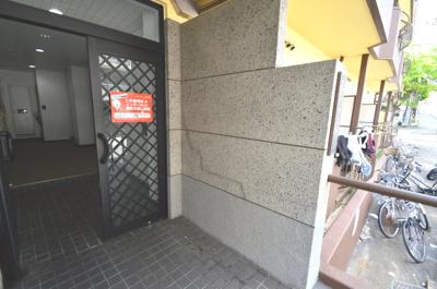 【エントランス】三景マンション