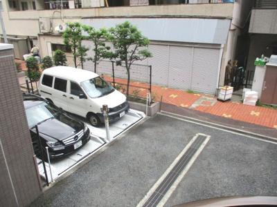 【駐車場】神戸本山ガーデンハウス