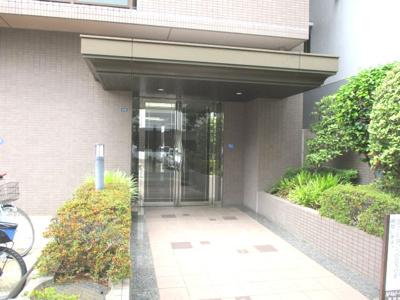 【エントランス】神戸本山ガーデンハウス