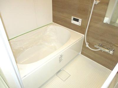 【浴室】神戸本山ガーデンハウス