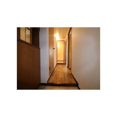 【玄関】ウィスマ清水