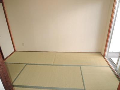 【寝室】ローズハイツ