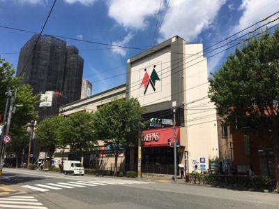 ボンラパス薬院六つ角店 徒歩約2分(約140m)