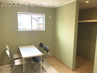 岐阜市若福町 2階建ての中古住宅を平屋に改装したフルリノベーション物件です♪コンパクト2人暮らしに!