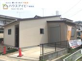 岐阜市若福町 2階建ての中古住宅を平屋に改装したフルリノベーション物件です♪コンパクト2人暮らしに!の画像