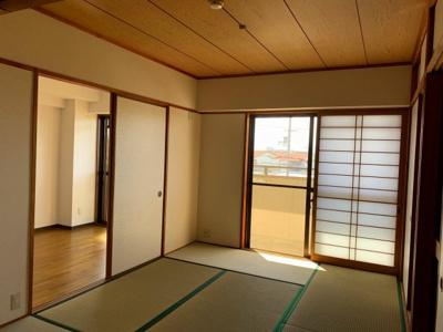 【和室】パレ・ロワイヤル四ヶ郷