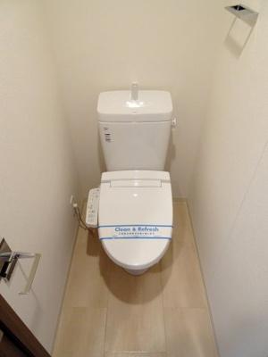 【トイレ】プレサンス上前津グレース