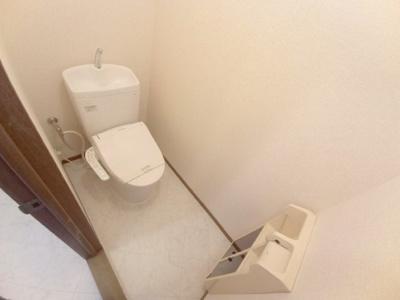 【トイレ】アムール船越