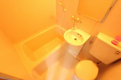 【浴室】ハイツアサノB館