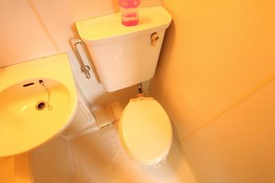 【トイレ】ハイツアサノB館