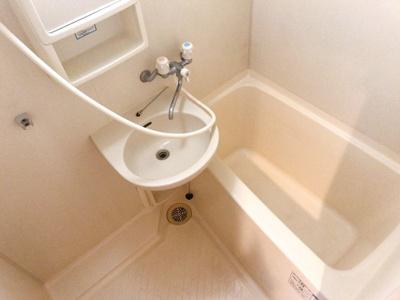 【浴室】オーベルジュ三宿