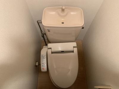 【トイレ】オーベルジュ三宿