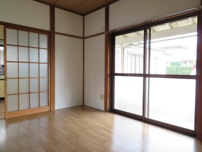 【洋室】小舞木町坂庭様一戸建て