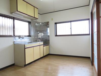 【キッチン】小舞木町坂庭様一戸建て