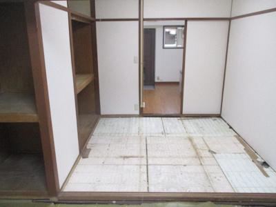 【キッチン】池内マンション
