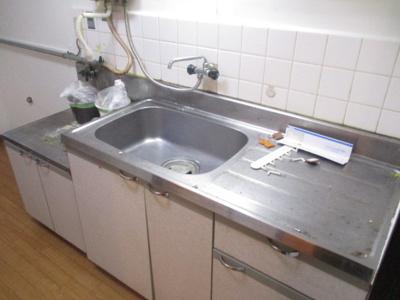 【浴室】池内マンション