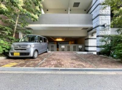 【駐車場】ドルチェヴィータ北浜