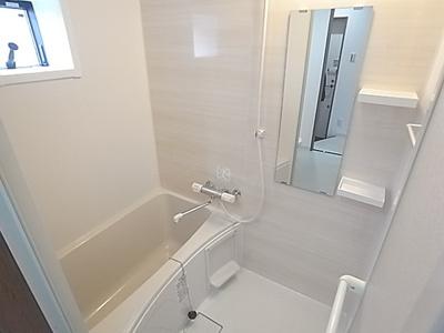 【浴室】ワコーレヴィータ甲子園口