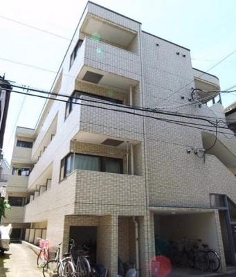 京浜急行線「平和島駅」徒歩6分の分譲賃貸マンションです。