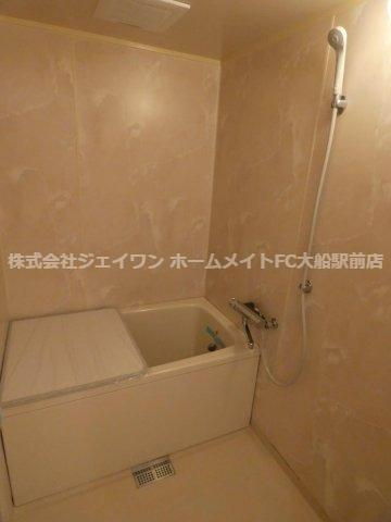 【浴室】パラシオン鎌倉玉縄