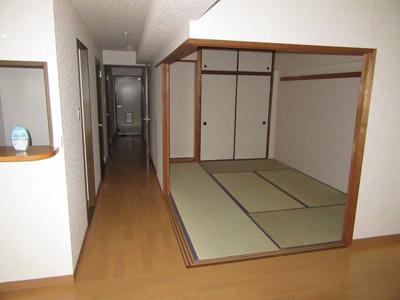 【和室】ダイアパレスリバーコート熊谷