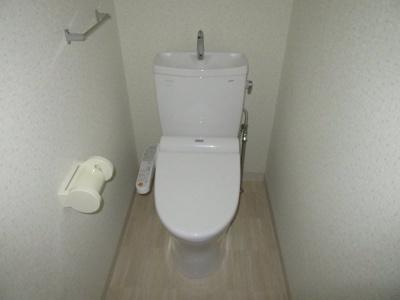 【トイレ】ダイアパレスリバーコート熊谷
