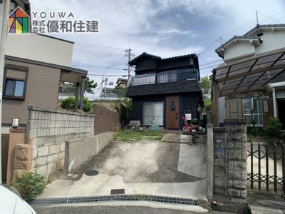 【外観】神戸市垂水区清水が丘 中古戸建
