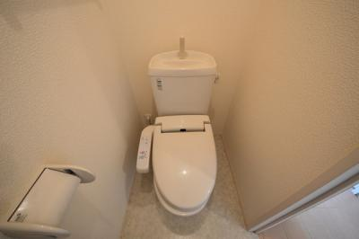 【トイレ】グランドアトリオ神戸西D棟