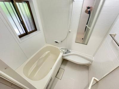 【浴室】塩屋台2丁目貸家