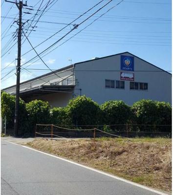【外観】山武市横田 非線引区域 売倉庫