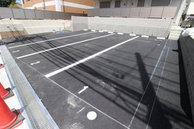 【駐車場】ベルメゾン霞が丘