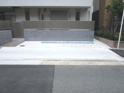 【駐車場】adonis court 加美NEXT(平野区加美北8丁目アパート)