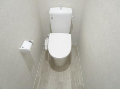 【トイレ】adonis court 加美NEXT(平野区加美北8丁目アパート)