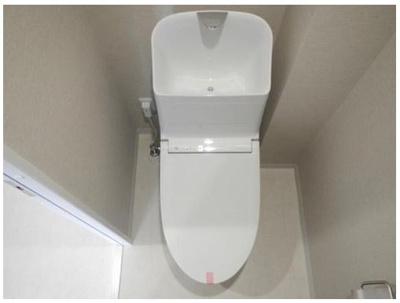【トイレ】藤沢マンション