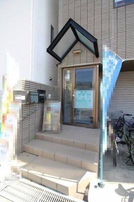 【エントランス】江藤音響機器ビル